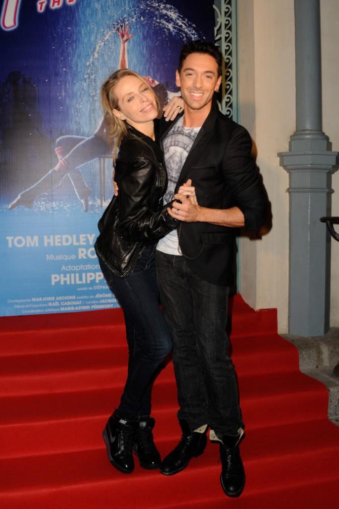Photos : Tonya Kinzinger et Maxime Dereymez : un duo brillant toujours aussi inséparable !