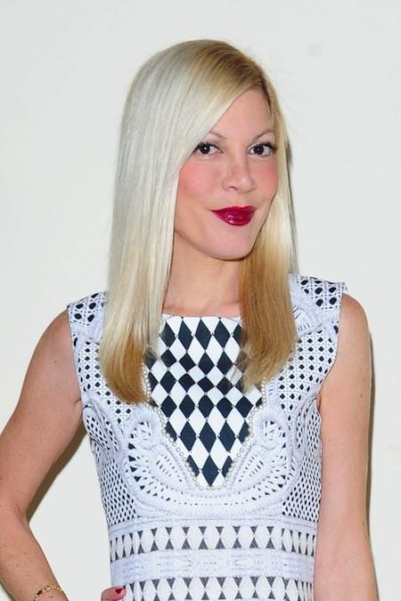 Photos : Tori Spelling : visiblement épanouie, la starlette connait néanmoins des problèmes sexuels dans son couple !