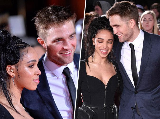 Robert Pattinson et FKA Twigs sortent de leur tannière et s'affichent plus amoureux que jamais