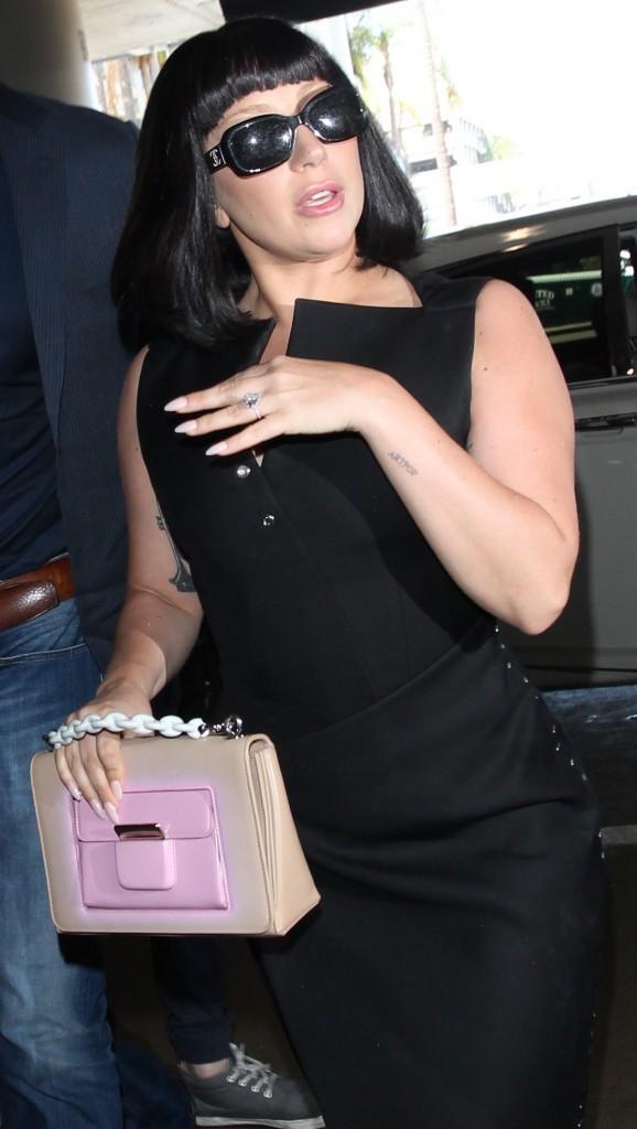 Lady Gaga le 3 mai 2015