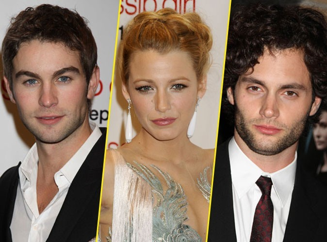 Chace Crawford, Blake Lively et Penn Badgley : un trio made in New York !