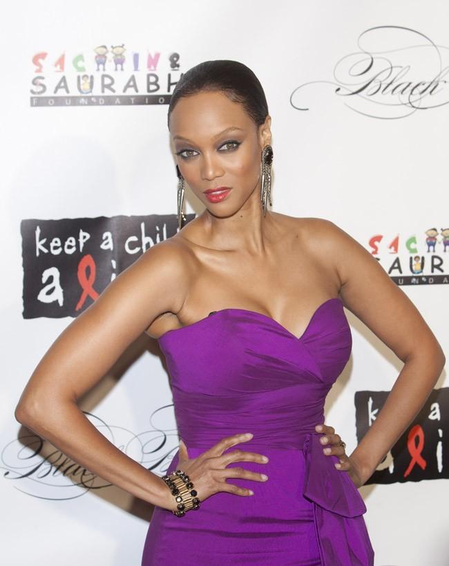 Tyra Banks sur son 31 !