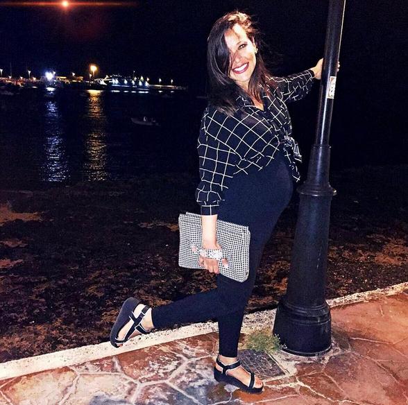 Daniela Martins dévoile son baby bump !