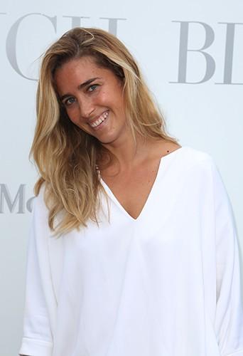 Vahina Giocante à Paris le 29 juin 2014