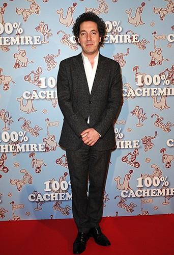 Guillaume Gallienne à Paris le 9 décembre 2013