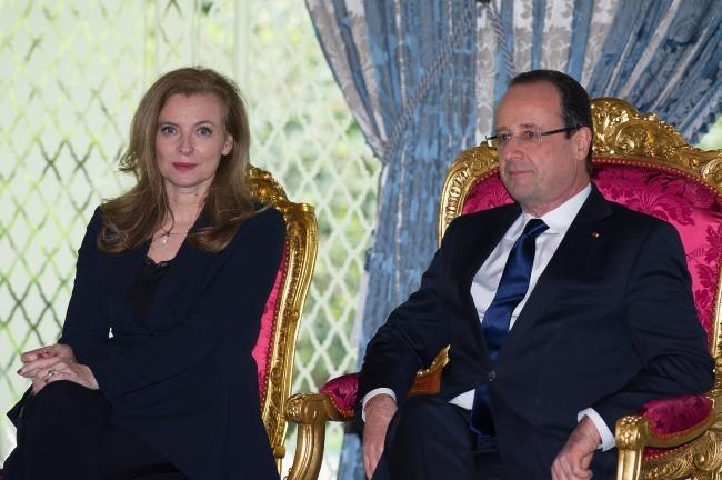Le couple présidentiel choyé au Maroc