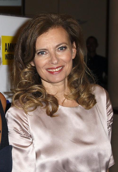 Photos : Valérie Trierweiler : hyper élégante pour une nouvelle soirée engagée et loin des polémiques !