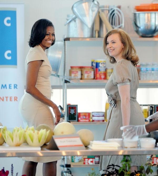 En cuisine avec Michelle !