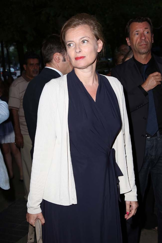 Valérie Trierweiler le 30 juin 2012 à Paris
