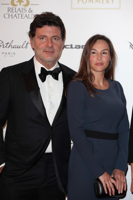 Vanessa Demouy et son mari Philippe Lellouche
