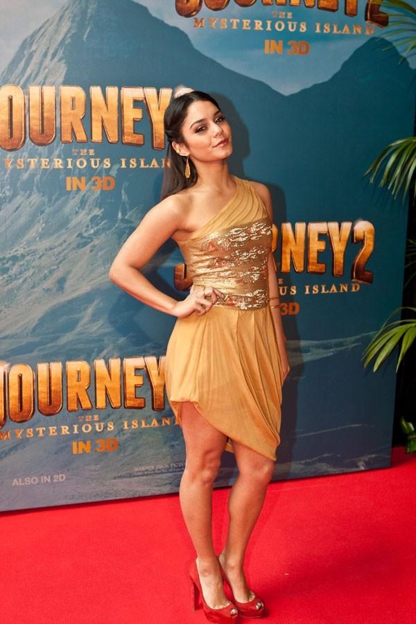 On aime son look inspiré du Bollywood !