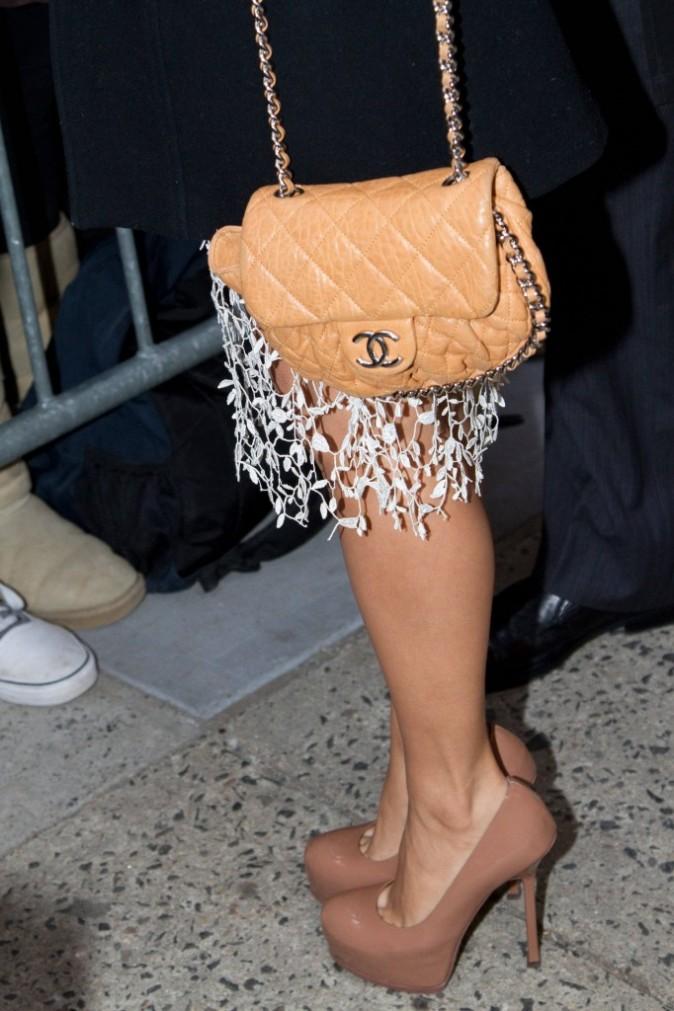 Vanessa Hudgens à New York, le 8 février 2012.