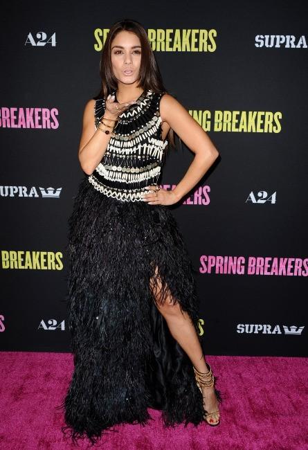 Vanessa Hudgens le 14 mars 2013 à Hollywood
