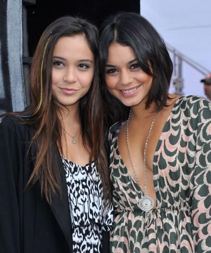 Stella et Vanessa affichent leur complicité !