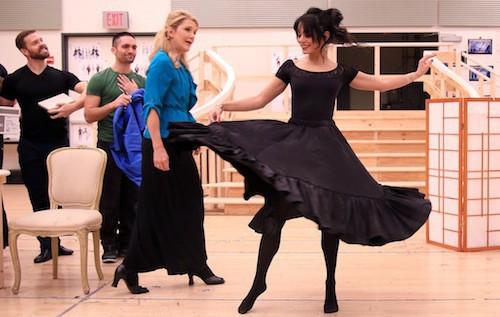 Photos : Vanessa Hudgens : radieuse pour ses dernières répétition avant Broadway !
