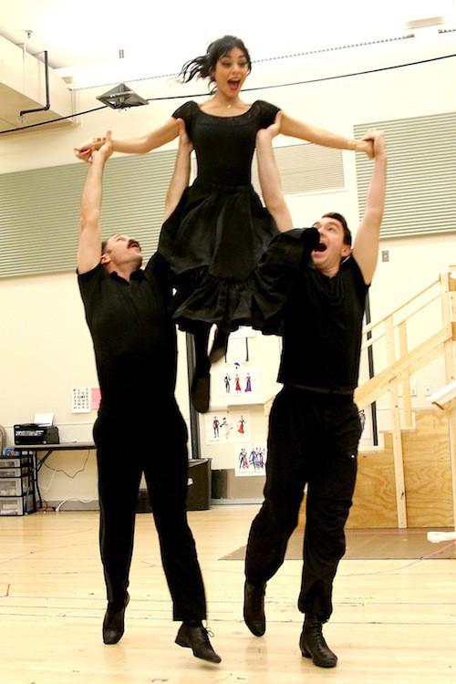 Photos : Vanessa Hudgens : radieuse pour ses dernières répétitions avant Broadway !