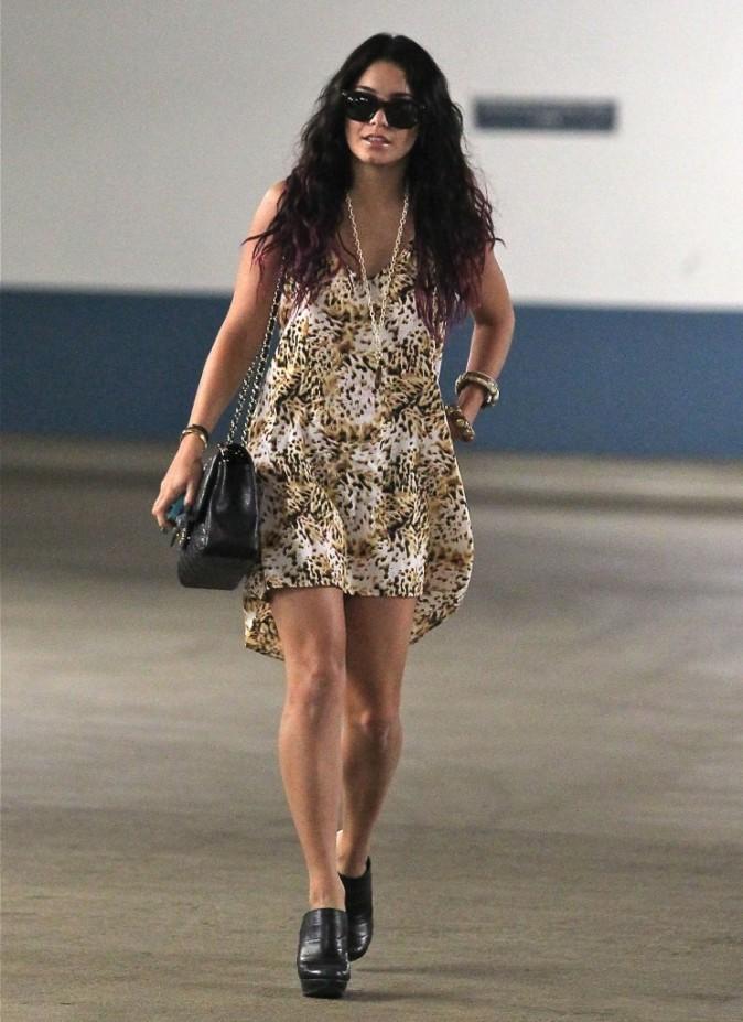 Vanessa a un style très particulier !
