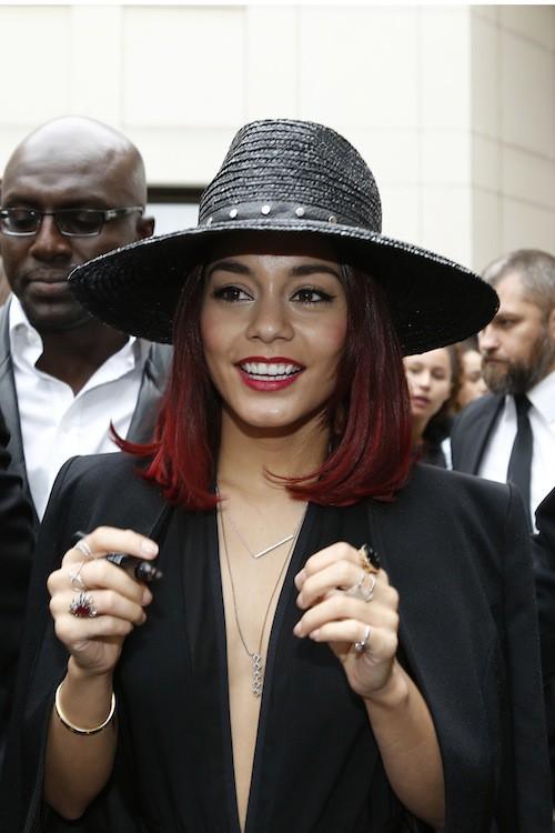 Photos : Vanessa Hudgens : toujours à Paris, elle resplendit !