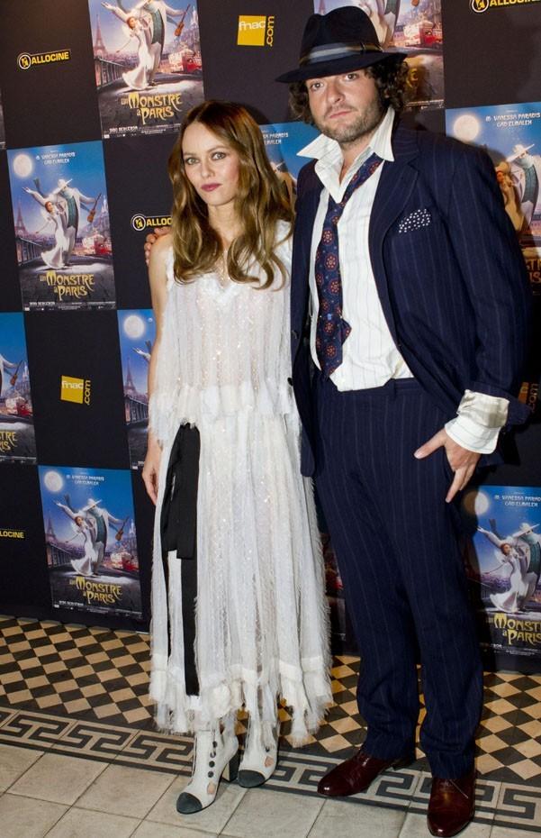 Vanessa Paradis et Matthieu Chedid !