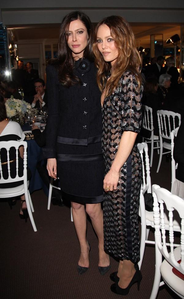 Avec Anna Mouglalis !