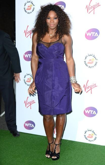 Serena en grande forme !