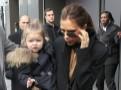 Photos : Victoria Beckham : à nouveau seule avec Harper à New York, elle s'offre une virées hopping stylée avec elle !
