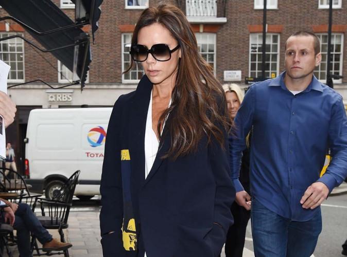 Victoria Beckham : après New-York et les critiques, elle débarque à Londres pour la Fashion Week !