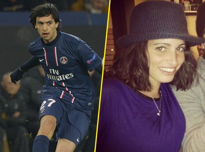 Chiara Picone est la femme du joueur Javier Pastore.