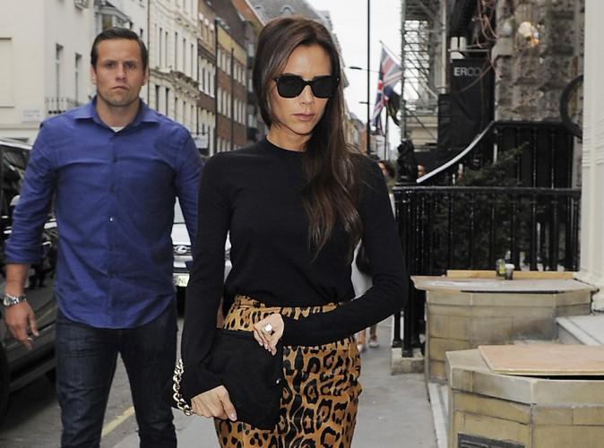 Victoria Beckham à Londres le 27 septembre 2014