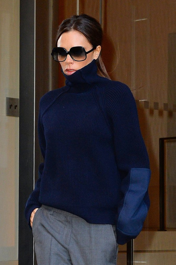 Victoria Beckham : Encore un triomphe � la Fashion Week de New York !