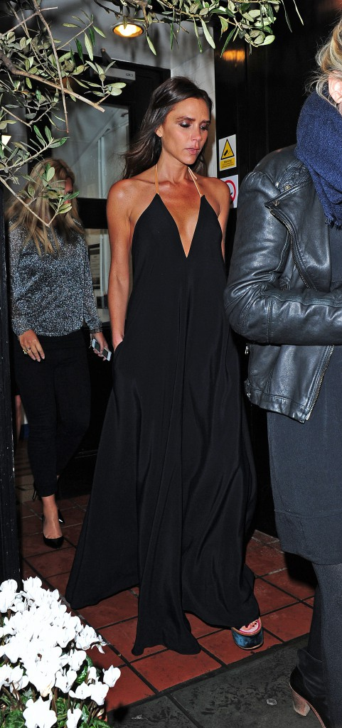 Victoria Beckham le 4 novembre2014