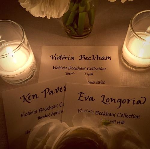 Photos : Victoria Beckham : inauguration VIP avec sa meilleure amie, Harper !