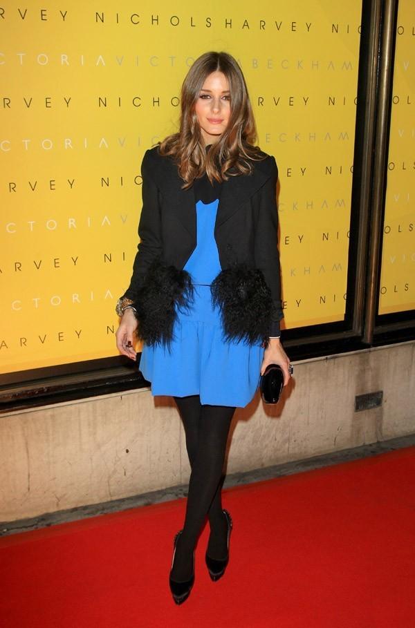 Olivia Palermo était invitée à cette soirée fashion !