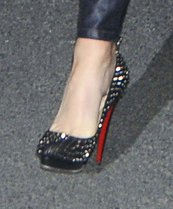 Oh les jolies chaussures !