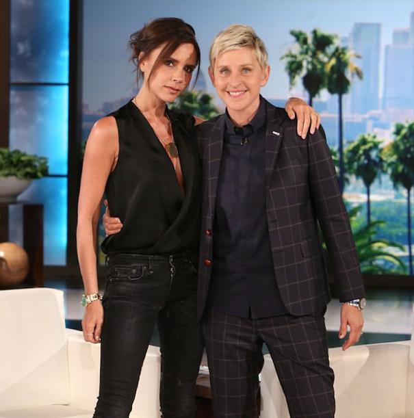 Victoria Beckham : ses retrouvailles avec Ellen DeGeneres !