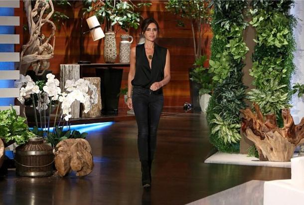Photos : Victoria Beckham : ses retrouvailles avec Ellen DeGeneres !