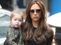 Photos : Victoria Beckham : sortie  shopping avec Harper pour célébrer son triomphe à la Fashion Week !