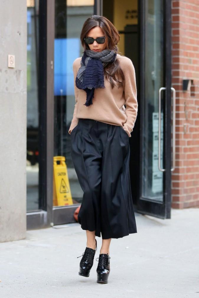 Photos : Victoria Beckham : toujours ultra lookée, même pour une sortie en famille !