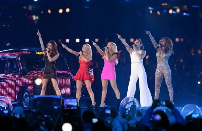 Les Spice Girls, enfin réunies !