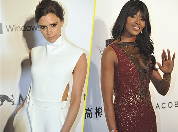 Photos : Victoria Beckham vs Naomi Campbell : duel glam et chic à Hong Kong !