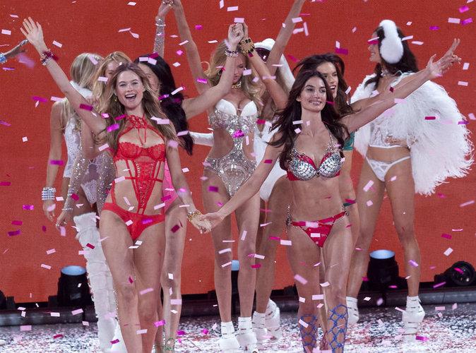 Victoria's Secret Fashion Show 2015 : Lily, Behati, Adriana, Candice, Alessandra... Les bombes au rendez-vous pour un anniversaire grandiose !