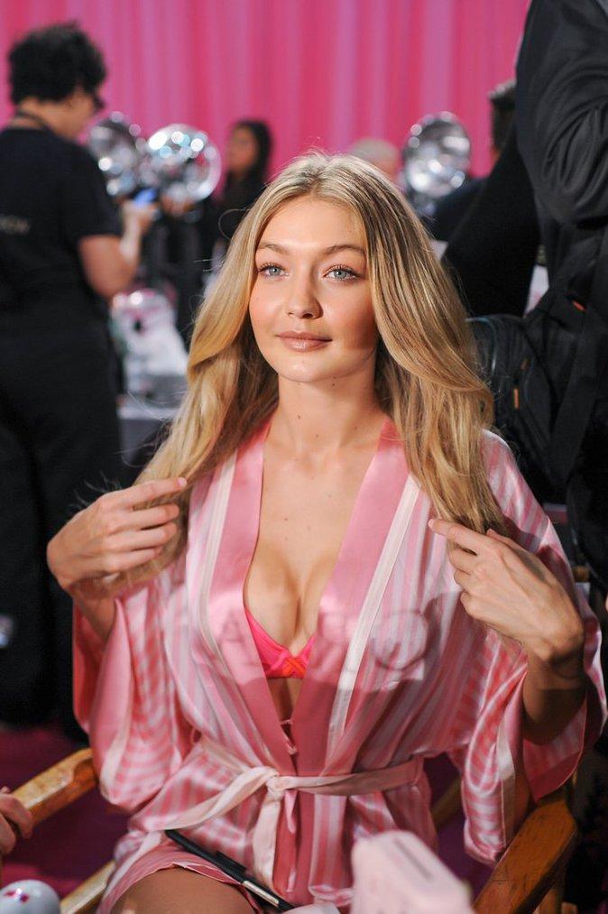Victoria's Secret Fashion Show 2015 : Gigi Hadid