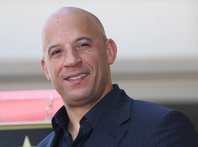 Vin Diesel à Hollywood le 26 août 2013