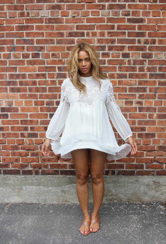Beyoncé le 1er septembre 2015