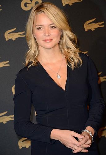 Virginie Efira à Paris le 20 novembre 2013