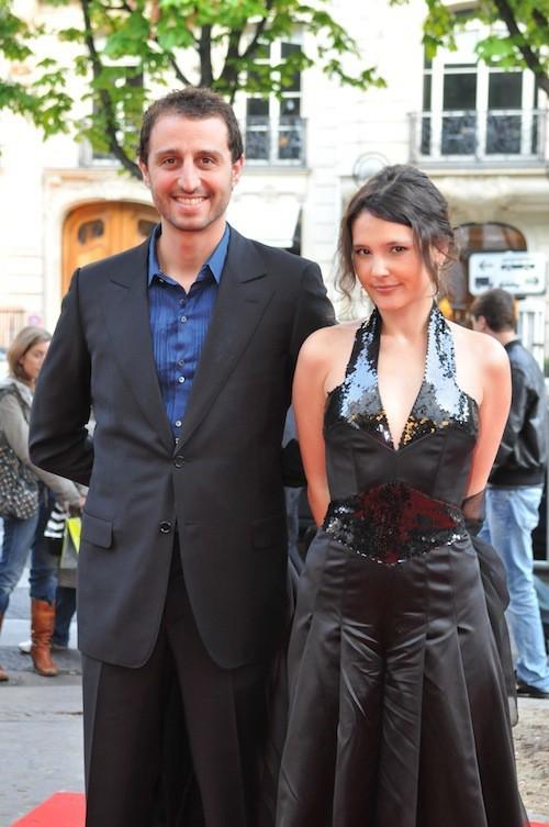 Au gala de charité d'Amnesty International en 2008