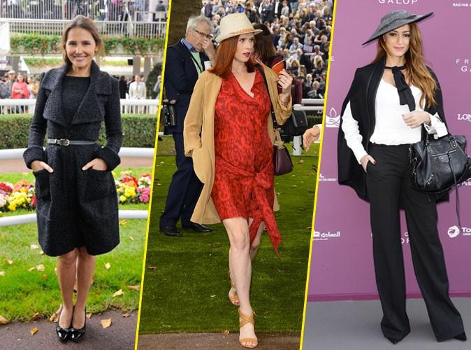 Photos : Virginie Ledoyen : marraine radieuse devant Audrey Fleurot enceinte et Rachel Legrain-Trapani !