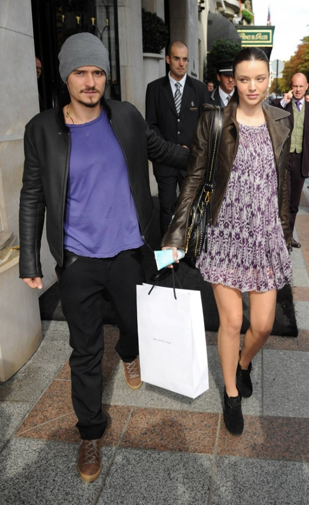 Photos : Miranda Kerr est aussi une acrro du shopping !