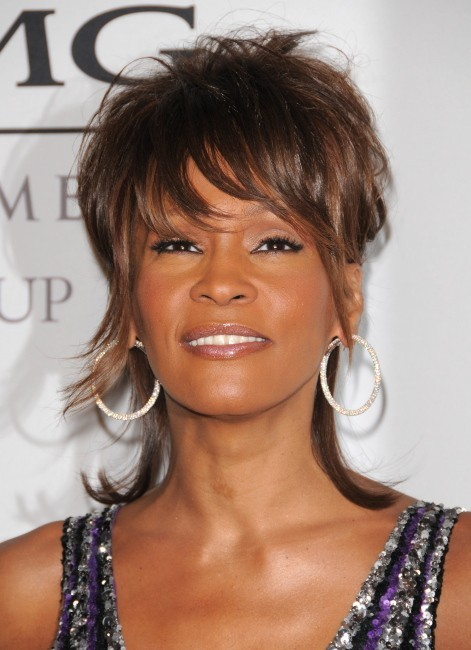 Whitney Houston... Talentueuse et divine...