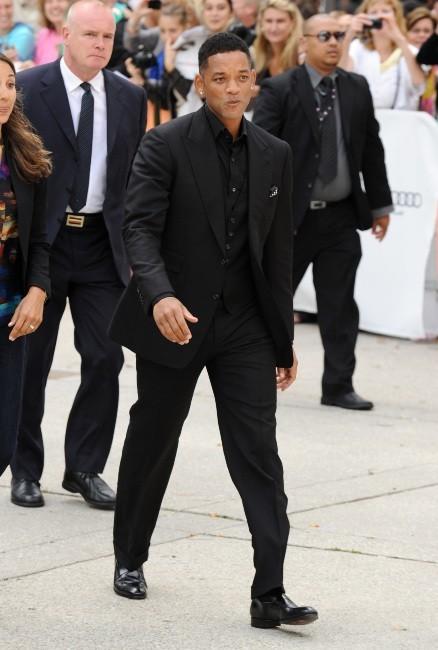 Will Smith au Festival du film de Toronto, le 9 septembre 2012.